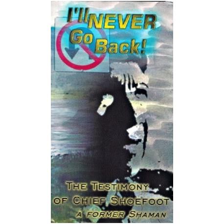 I'll Never Go Back - VHS