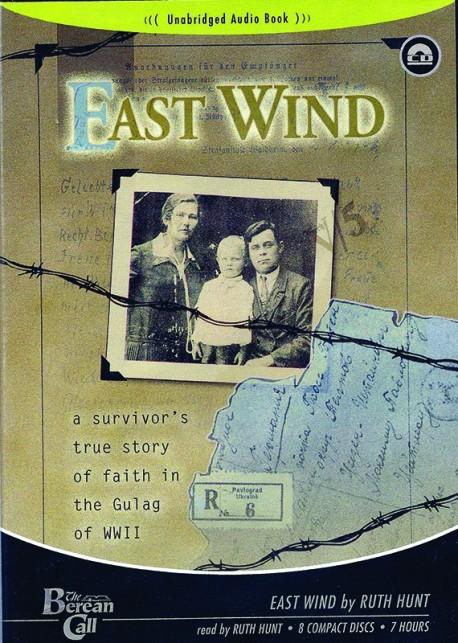 East Wind - MP3 Audio Book