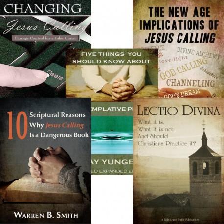 Jesus Calling BOOKLET Pack