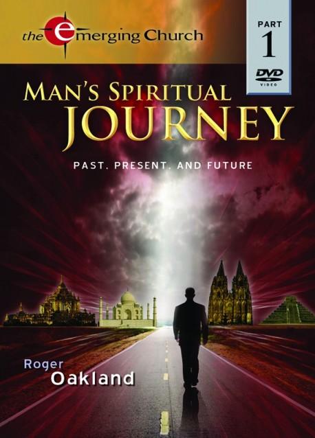Man's Spiritual Journey - DVD