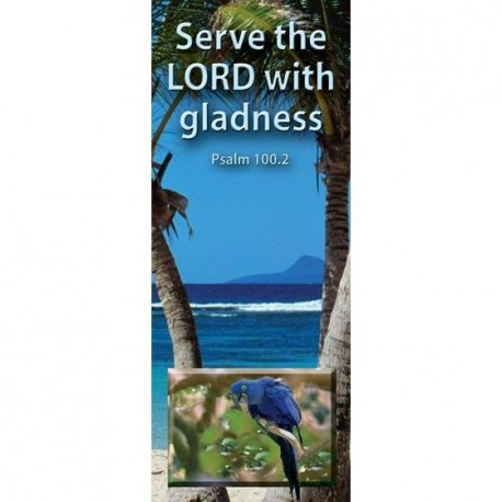BOOKMARK - Psalm 100:2