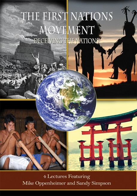 The First Nations Movement - 2 DVDs