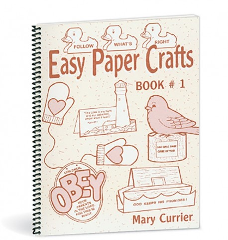 Easy Animal Paper Crafts - 1