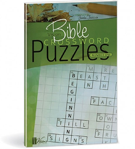 Bible Crossword Puzzles No. 1
