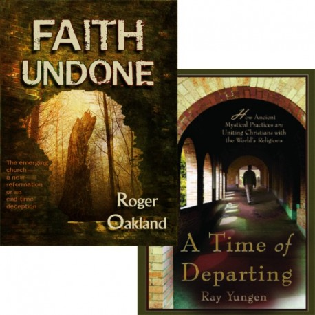 A Time of Departing/Faith Undone Set