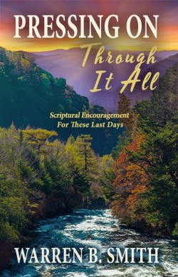 Pressing On Through It All - BOOK
