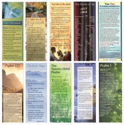 BOOKMARK - Set of 10 (Large)